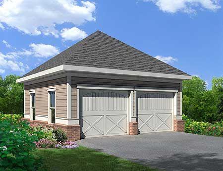 Best Plan 92079Vs In 2019 Garage House Plans Garage Doors 400 x 300