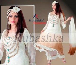 Rubashka Eid Collection 2012 For Women Pictures