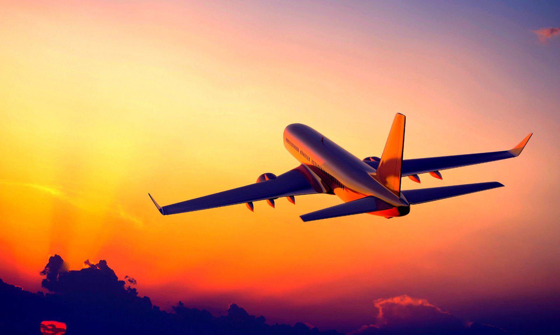 Passenger Plane Vertical Flight Hd Wallpaper Hd Wallpapers