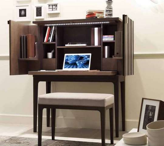 Alve Secretary Desk Ikeainterior Design Ideas Interior