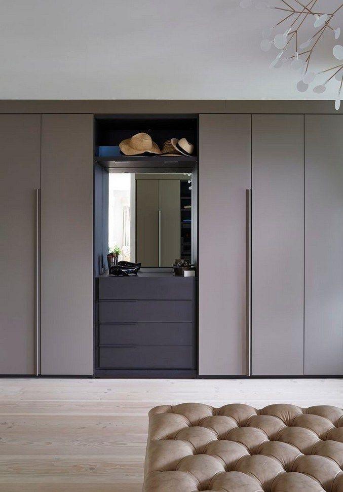 30 Best Bedroom Cabinet Design Ideas 57 Homedesignss Com Cupboard Design Modern Bedroom Design Bedroom Cabinets