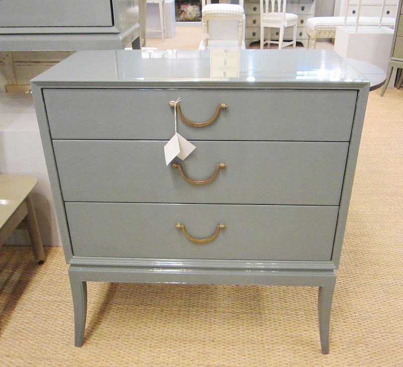 LACQUER LOVELY FROM CHELSEA TEXTILES  Furniture Grey and Will have