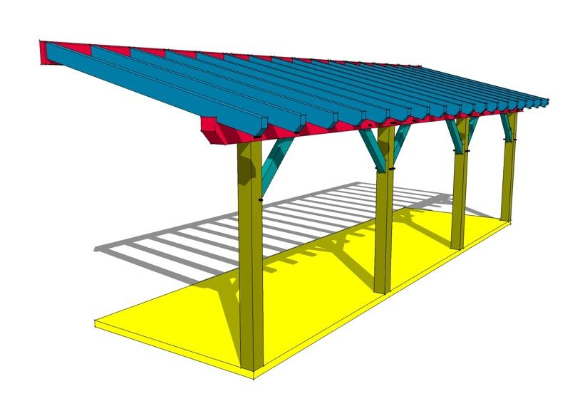 Timber Frame Shed Roof Plan Timber Frame Hq In 2020 Shed Roof Roof Plan Timber Frame