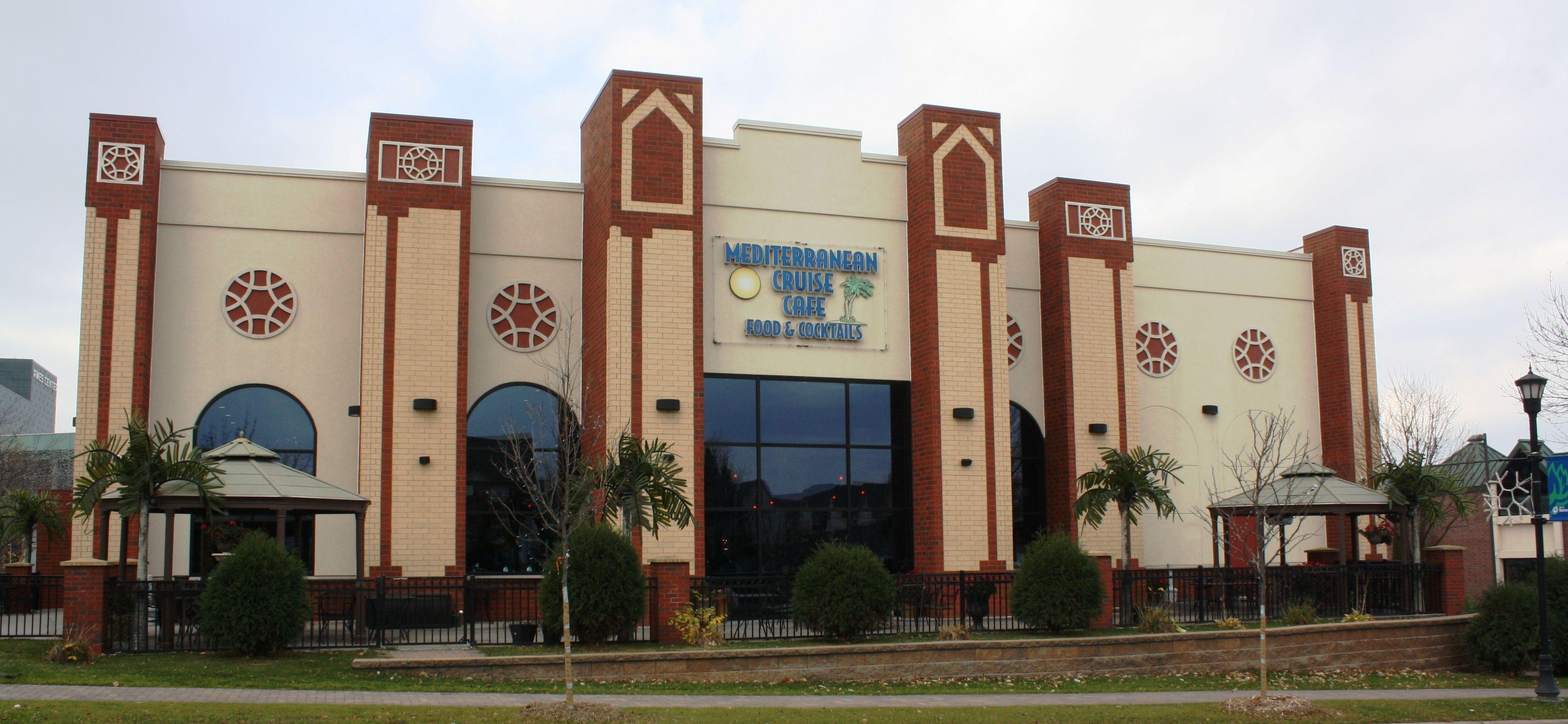 Mediterranean Cruise Cafe. 12500 Nicollet Ave, Burnsville