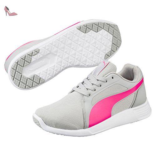 Fierce Lace Wns, Chaussures de Fitness Femme, Bleu (TRUE Blue-Knockout Pink 01), 38.5 EUPuma
