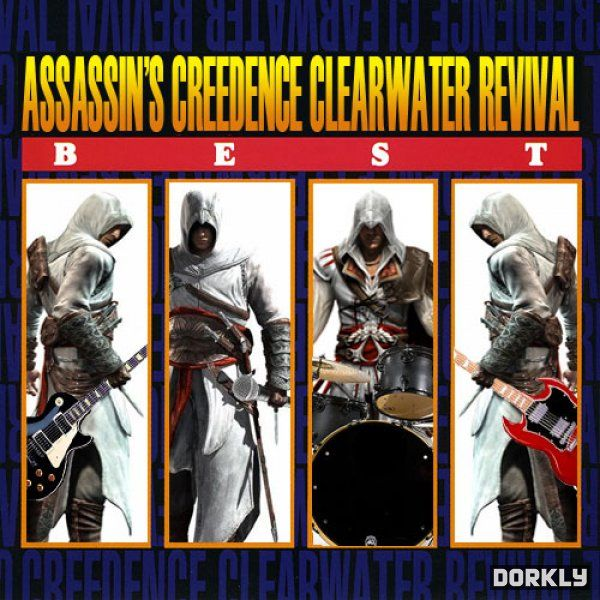Assassin's Creedence Clearwater Revival