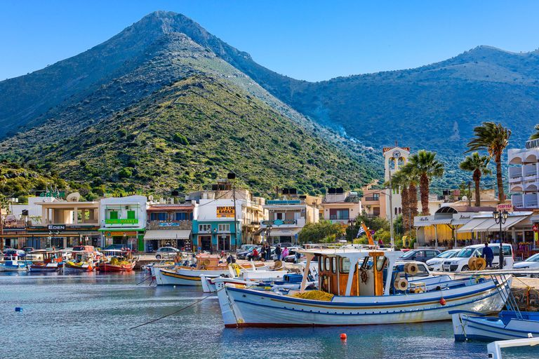 10 Perfect Vacation Ideas for an April Getaway | Crete greece