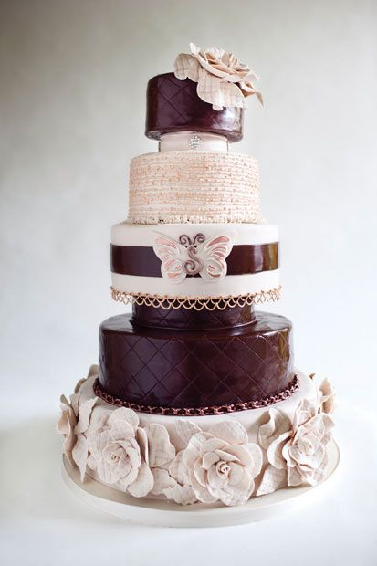 Wedding Cake by Cake Coquette