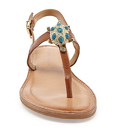 6e7e84355794 Antonio Melani Teri Flat Sandals