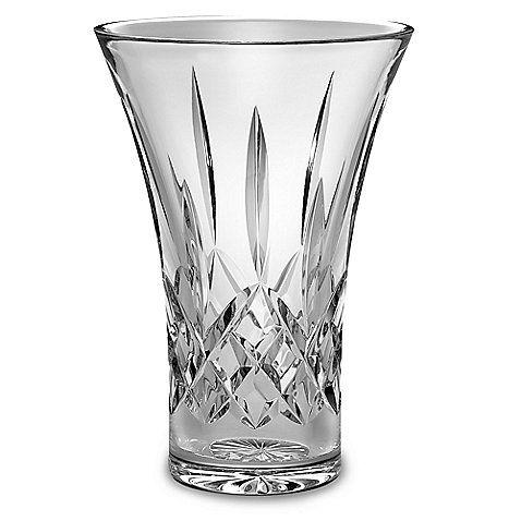 Waterford Lismore 8 Inch Vase Crystal Vase Waterford Crystal Glasses Antique Glass