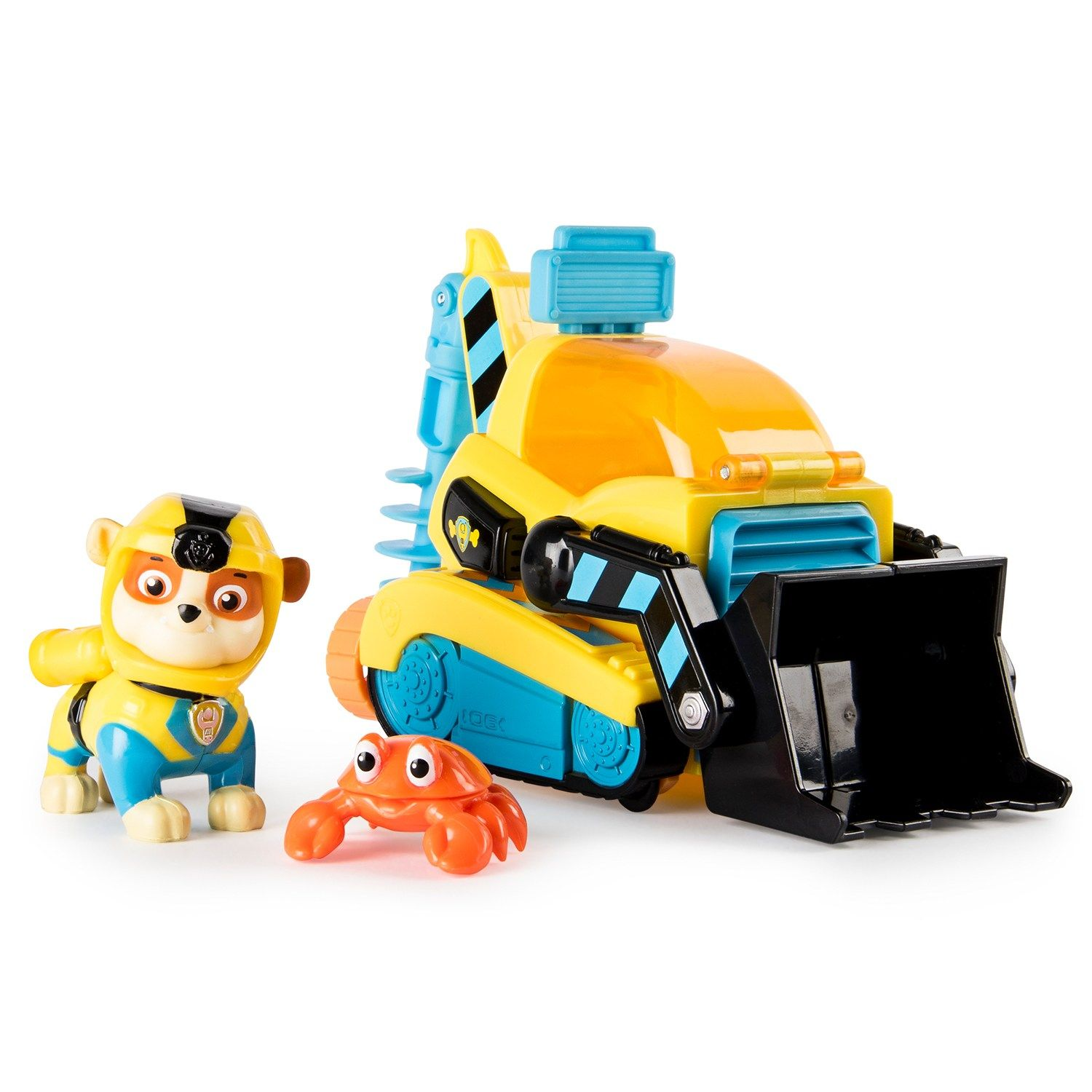 Quatang Gallery- Paw Patrol Rubble S Transforming Sea Patrol Vehicle By Spinmaster With Images Paw Patrol Toys Rubble Paw Patrol Paw Patrol