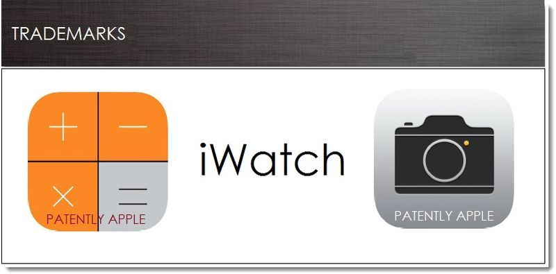 An Avalanche of Revised iOS 7 Icons Surface at Two Patent Offices While Apple files for iWatch Trademark in Japan
