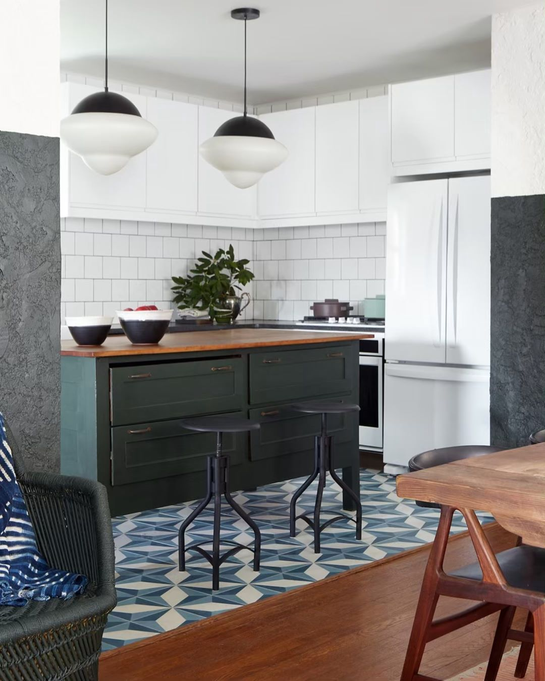 10 Unique Small Kitchen Design Ideas: This House Had Smaller Square Footage Than Most We Work On