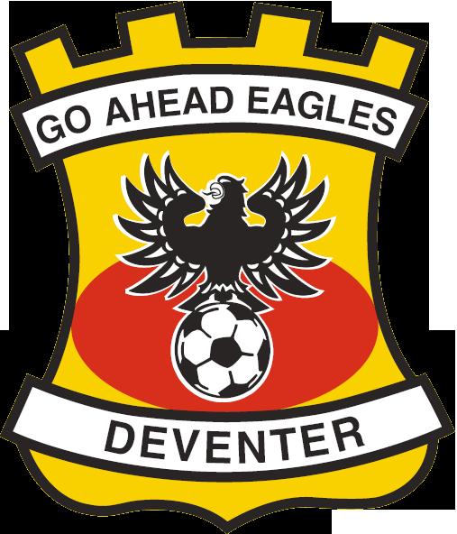 Logo Go Ahead Eagles Eagles Football Logo European Football