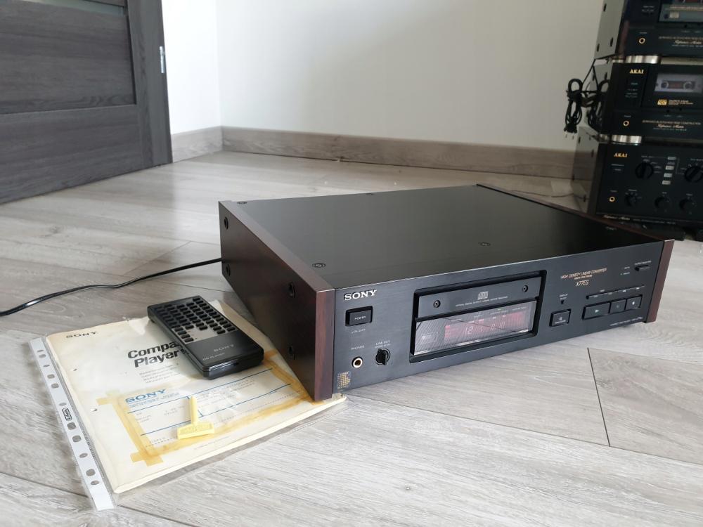 Odtwarzacz Sony Cdp X77es Jak Nowy Dokum Pilot 8114752077 Oficjalne Archiwum Allegro Bose Speaker Sony Bose Soundlink Mini