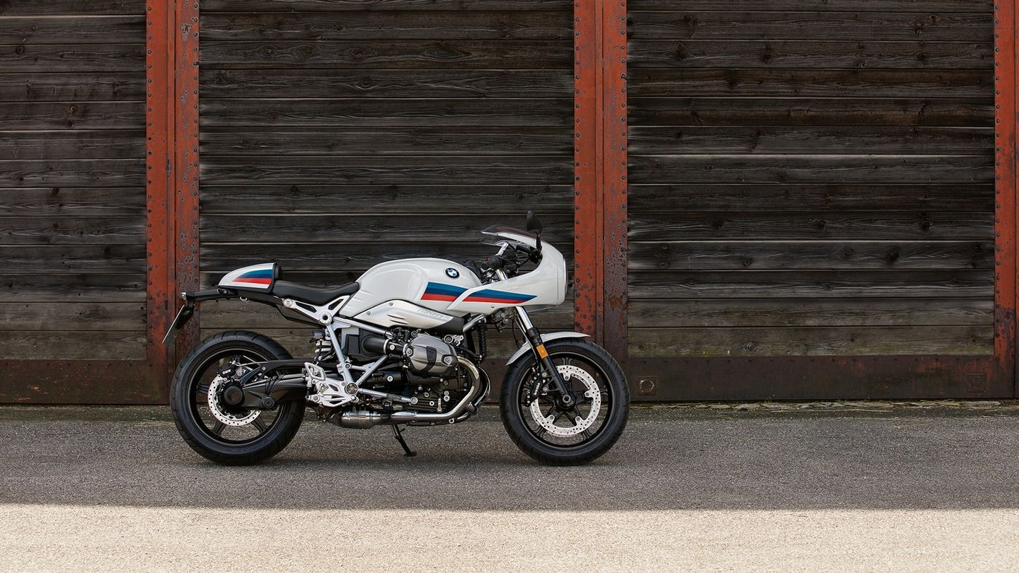 Bmw Announces 2017 R Ninet Racer And Pure Motorcycle 2017 Bmw