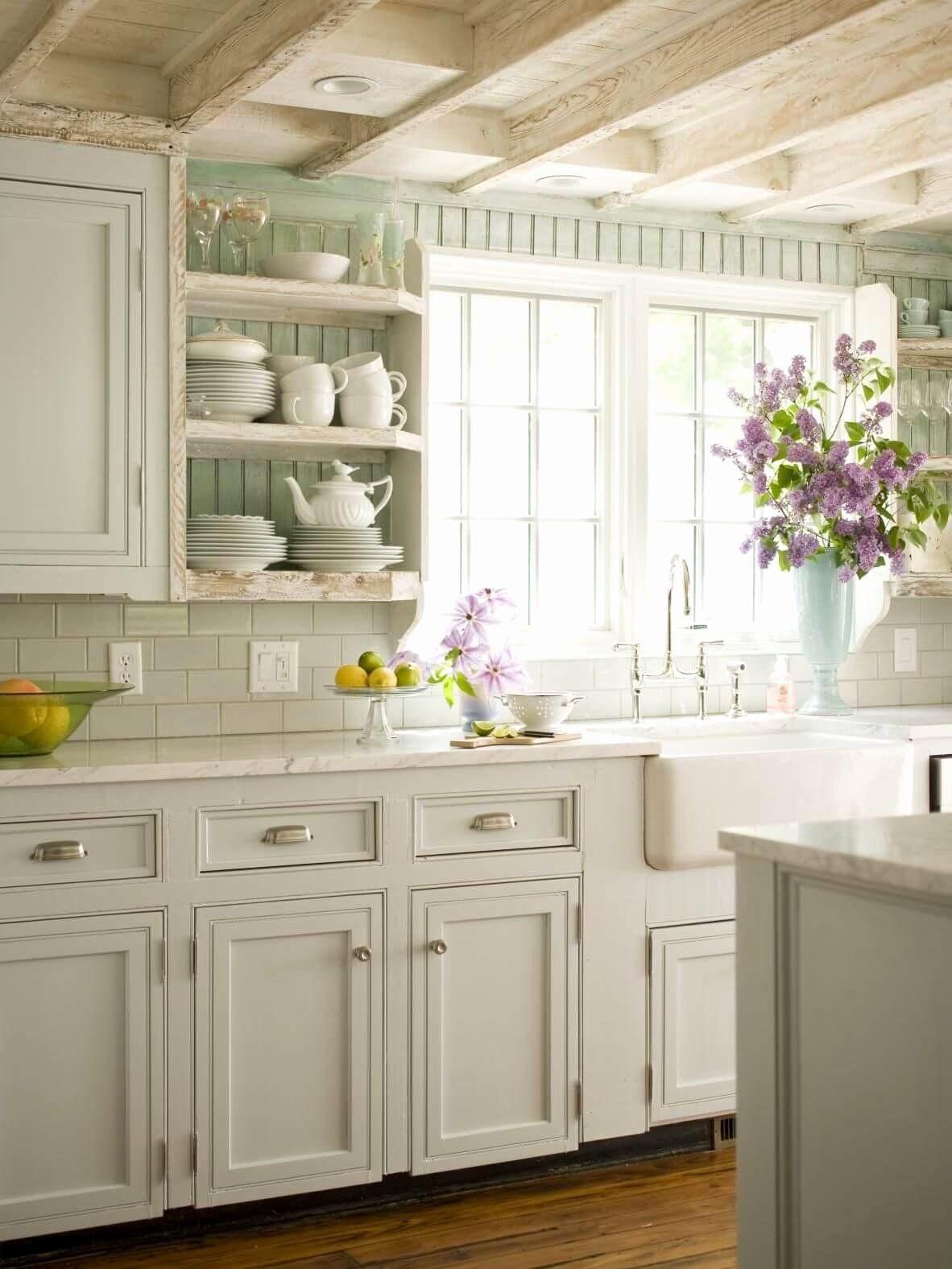 Cottage Home Interior Design Ideas Luxury 27 Best Country Cottage Style Kitchen Decor I In 2020 Country Kitchen Designs Farmhouse Kitchen Colors French Cottage Kitchen