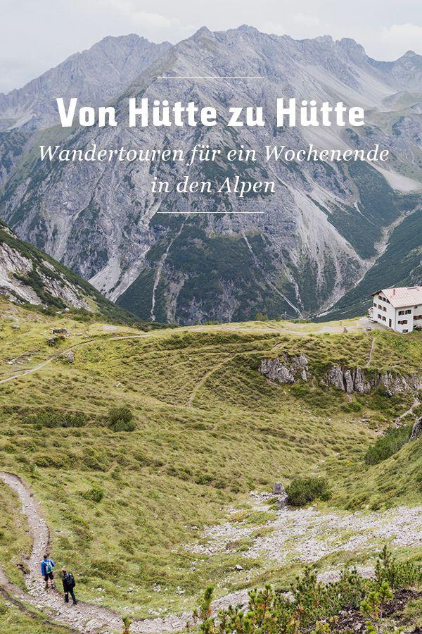 Photo of Wandertouren für ein Wochenende in den Alpen, Tirol in Öster…