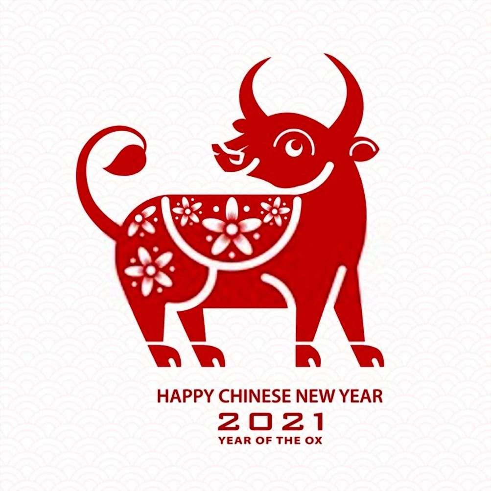Chinese New Year 2021 Images And Wallpaper Chinese New Year Greeting Chinese New Year 2021 Chinese New Year Images