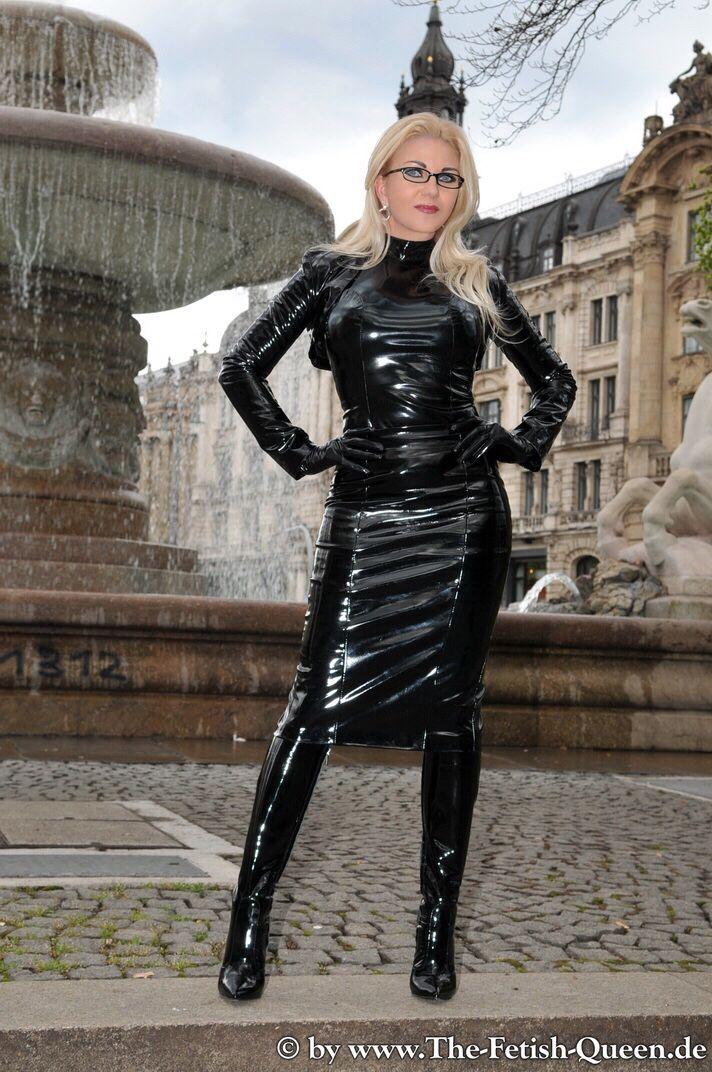 German fetish queen latex hd 13