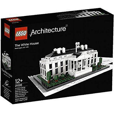 Lego Architecture 21006 The White House Amazon De Spielzeug Weisses Haus Lego Architektur