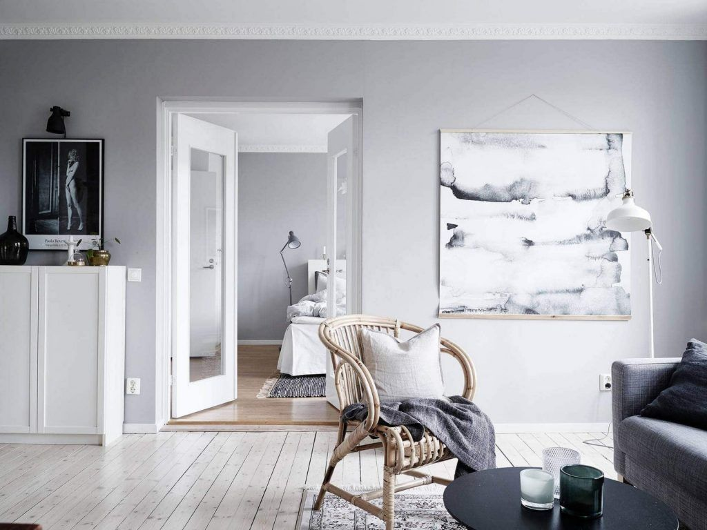 What's Hot on Pinterest 20 Scandinavian Living Rooms Ideas ...