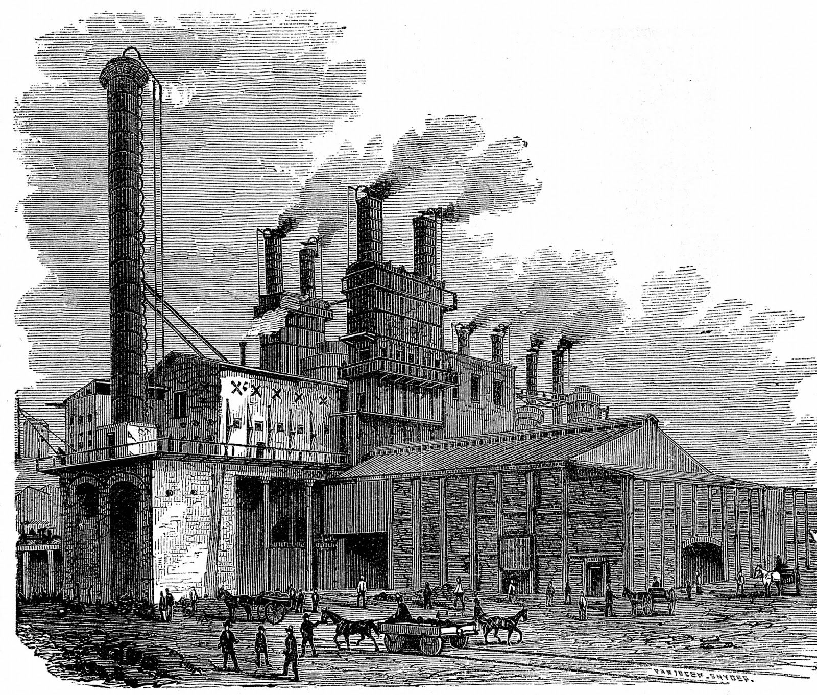 Resultado De Imagen De Edad Contemporanea Revolucion Industrial Fabricas Industrial Primera Revolucion Industrial