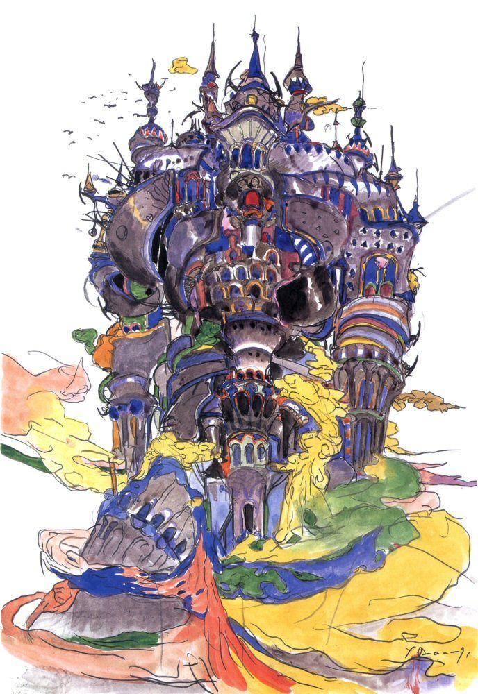 Manof2moro Final Fantasy Artwork Final Fantasy Art Final Fantasy Iv