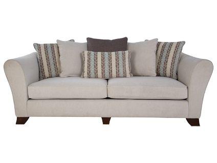 Ottava 4 Seater Pillow Back Sofa