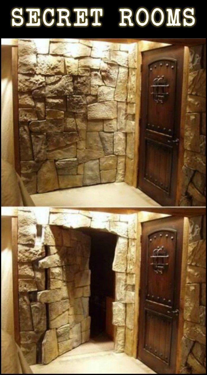 Secret Rooms Hidden