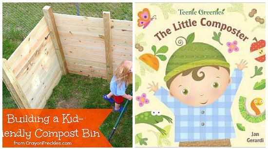 Photo of Garden Books and Activities for Preschoolers