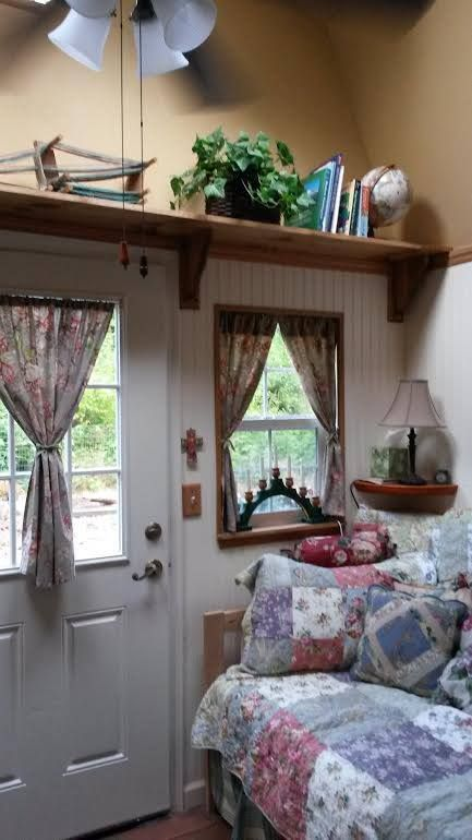 Front Door Of Lowe S Shed Tiny House Like The Shelf Over