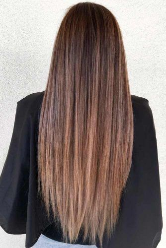 53 Long Haircuts With Layers For Every Type Of Texture #layeredhair