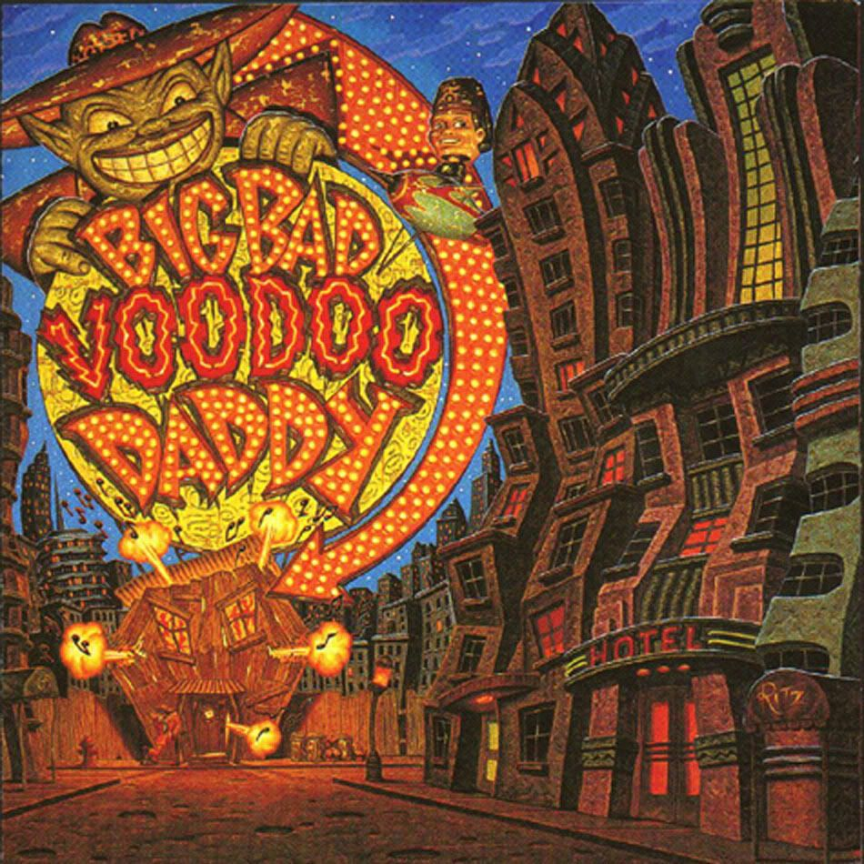 Big Bad Voodoo Daddy | CD and/or Record Album Covers | Pinterest