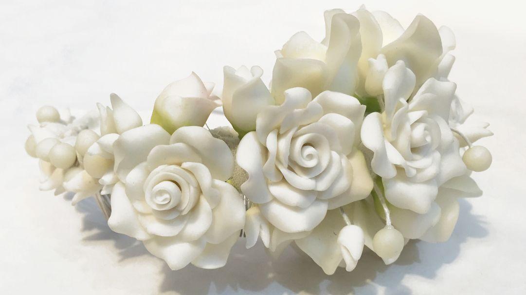Sassi Di Matera Semi Corona De Combinacion En Flores