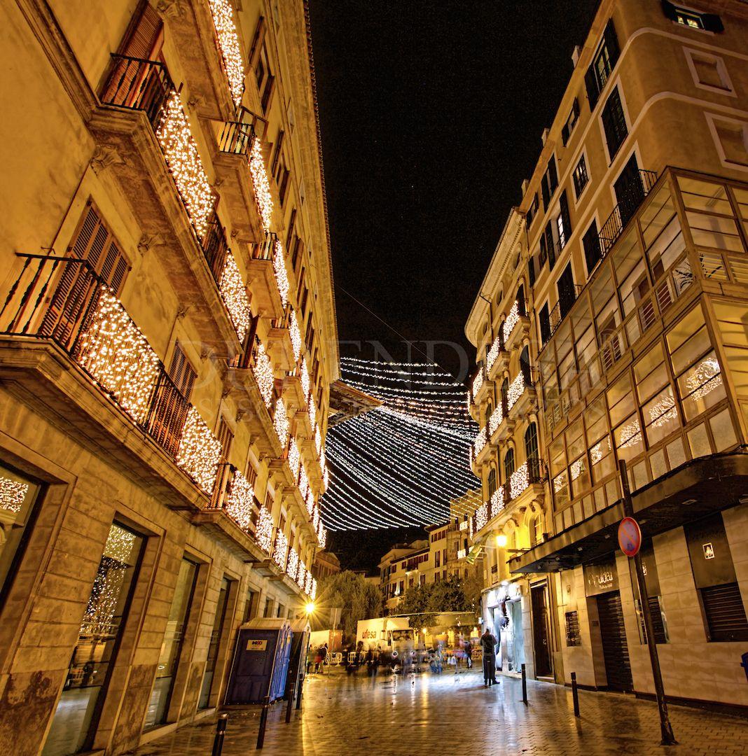Navidad en Palma de Mallorca 2.014 - Plaza de Santa Eulalia