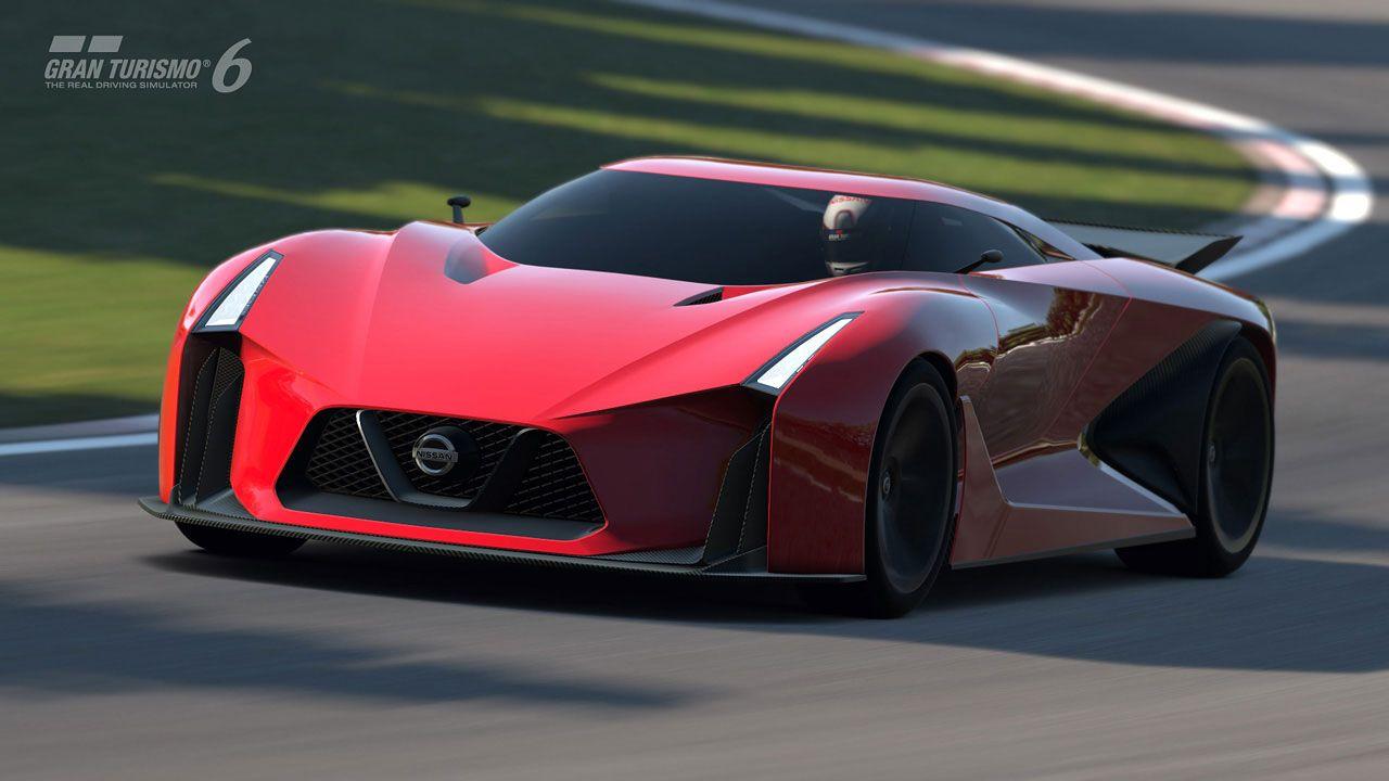 2014 Nissan Concept 2020 Vision Gran Turismo Nissan Gtr Nissan Gtr Skyline Gtr