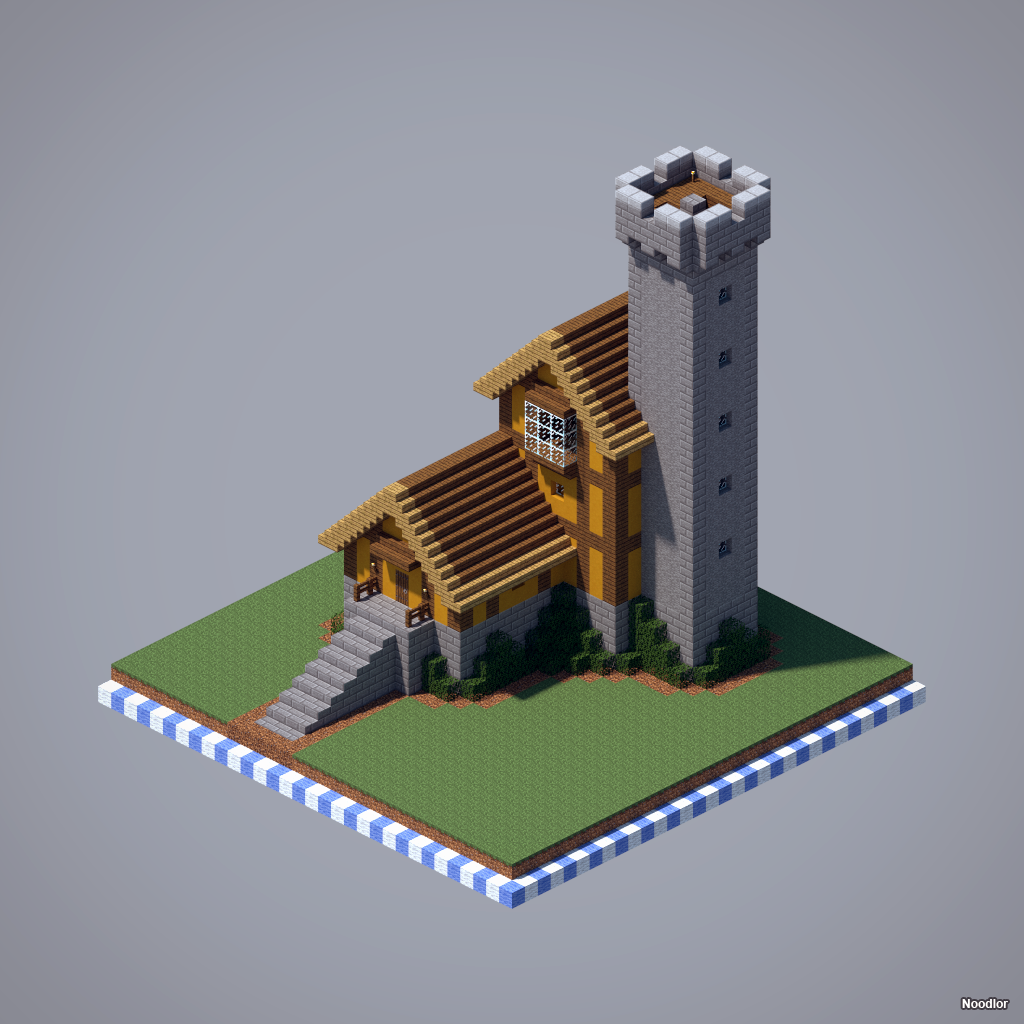 Fortified house imgur