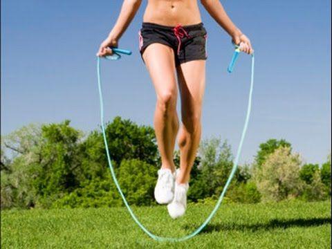 Домашние тренировки Прыжки со скакалкой для похудения ...