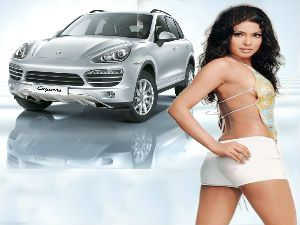 Bollywood stars are really crazy about luxury life and cars. This time we are going to give detail about Priyanka's car Porsche Cayenne.