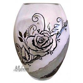 Rose Vase E-Packet - Jill Fitzhenry
