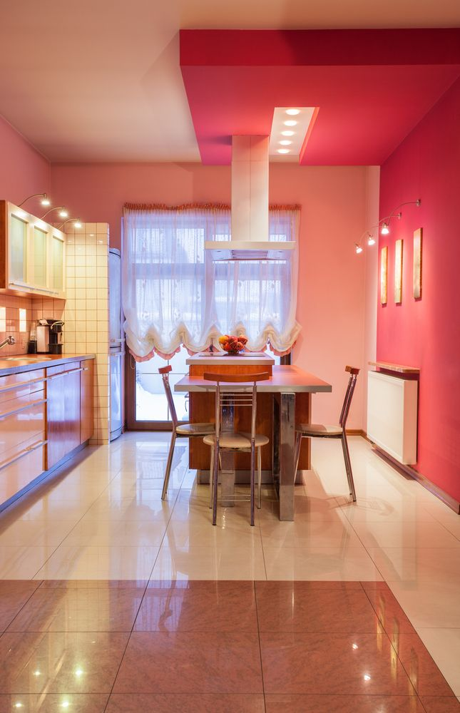 Dales vida a tus paredes colores para interiores en for Colores paredes cocinas modernas