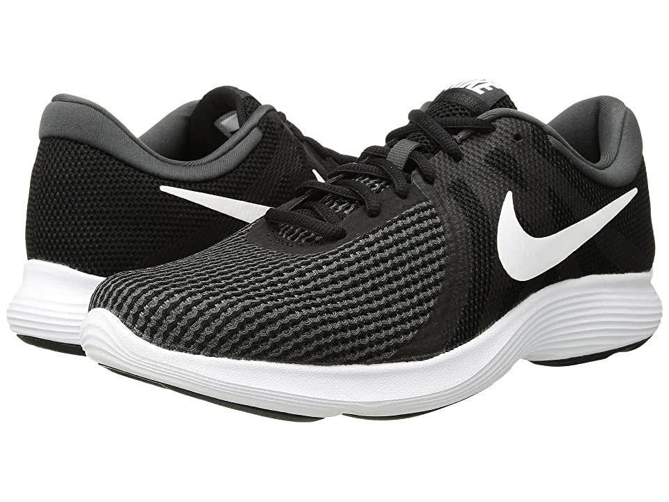 Nike Revolution 4 (Black/White