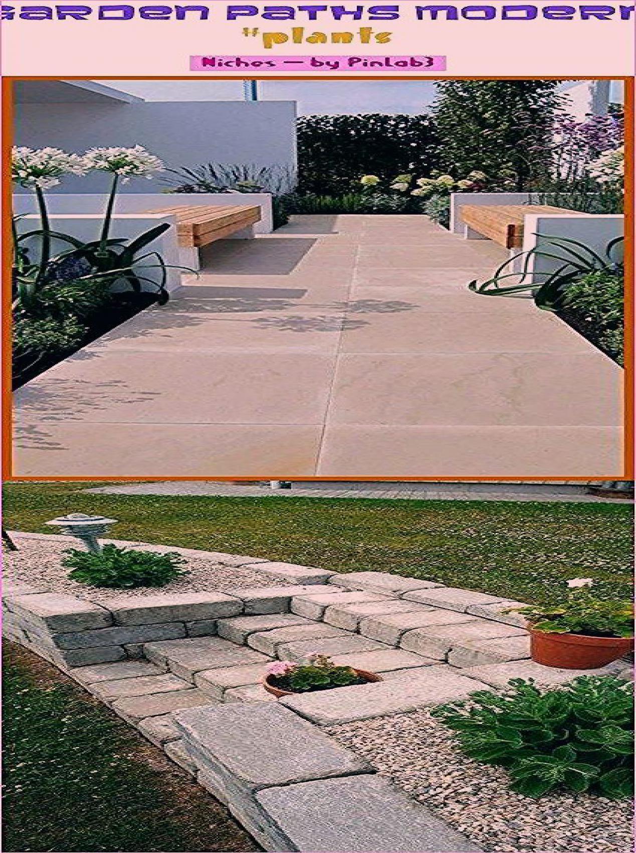 Photo of Garden paths modern #garden #paths #modern #gartenwege # allées #jardin