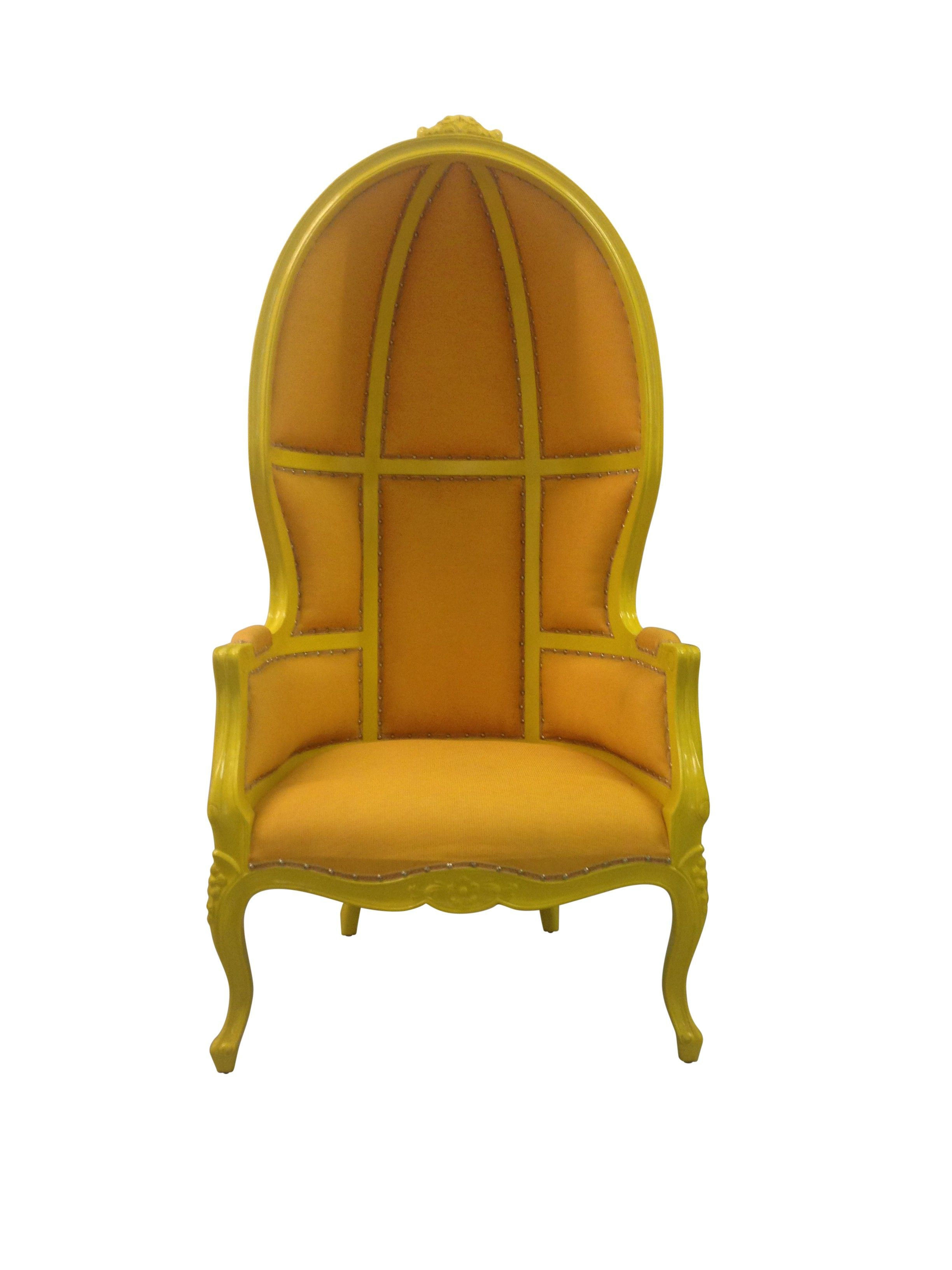 French Canopy Chair Stool Width Yellow Chairs Hood Pinterest