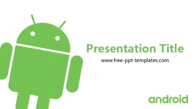 android 2018 powerpoint template branded powerpoint templates
