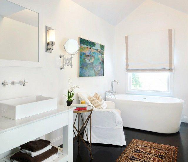 Trend Alert: Persian Rugs in the Bathroom | Persian, Bath and Bath