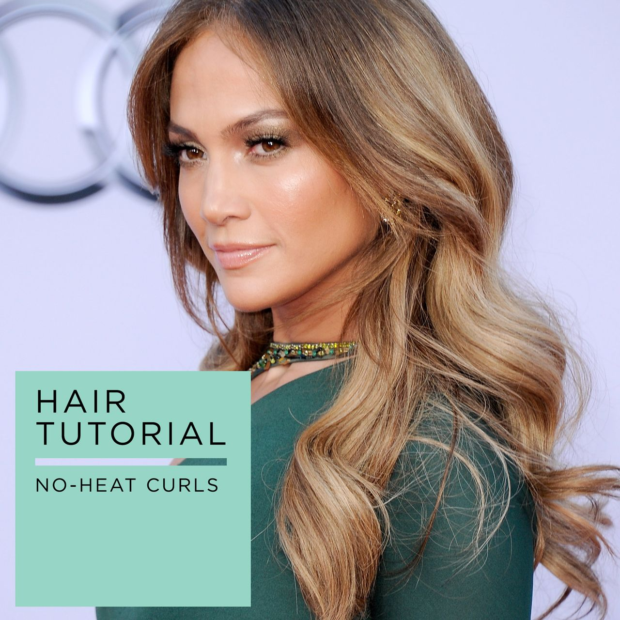 Hair Without Heat, Curly Hair