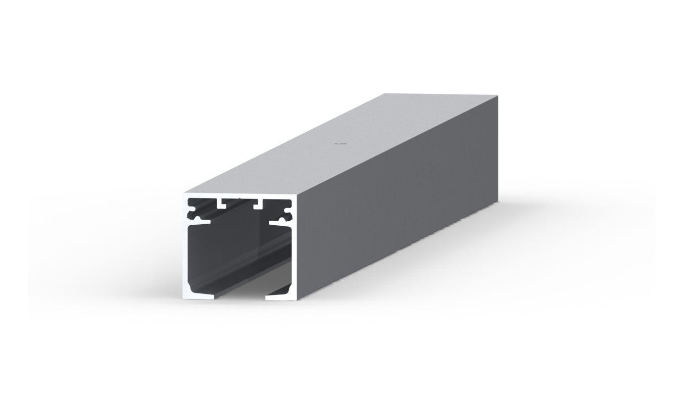 Cavity Sliders Tspis1na0080 8 Foot Heavy Duty Aluminum Sofstop