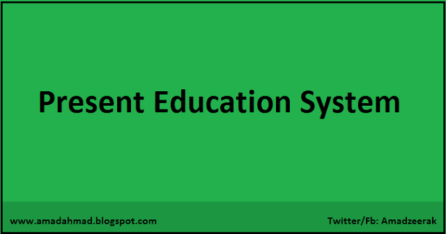 Pin On Education Essay Present System